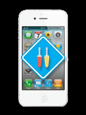 apple-iphone-4-kopfhoererbuchse-reparatur-austausch-hamburg