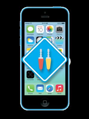 apple-iphone-5c-kopfhoererbuchse-reparatur-austausch-hamburg