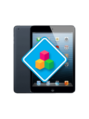 apple-ipad-mini-softwarebehandlung